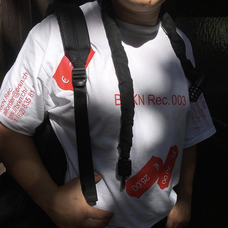 BRKN Rec. T-Shirt Linux